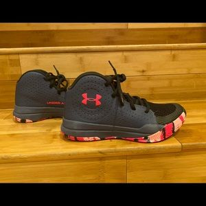 Girls Youth Under Armour Athletic Shoes